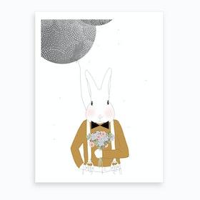 Camille I Art Print