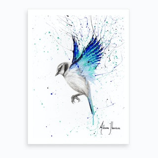 Tranquil Bird Art Print