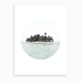 My Island Art Print