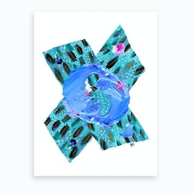 Xmint Art Print