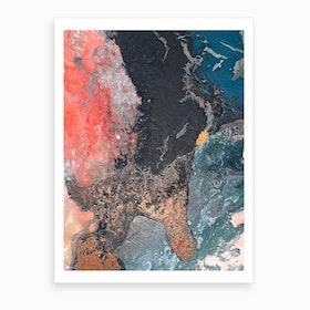Earthy Vibes Art Print
