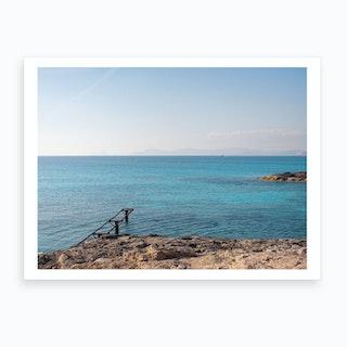 Formentera Art Print