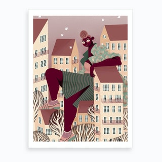Outgrown Art Print