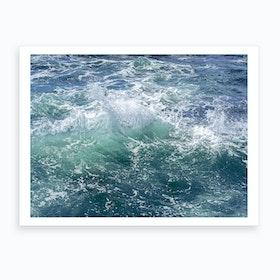 Seaside 19 Art Print