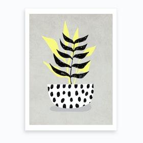 Vase Still Life2 Art Print