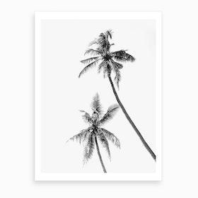 In Hawaii Art Print