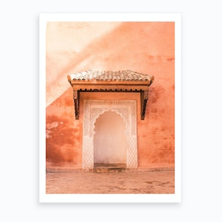 Door Marrakech Morocco 2 Art Print
