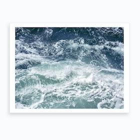 Seaside 20 Art Print