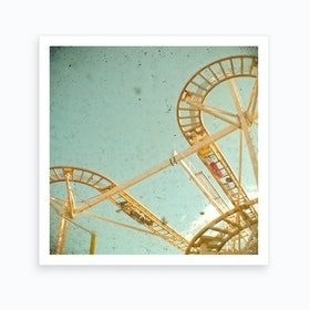 The Fair Art Print