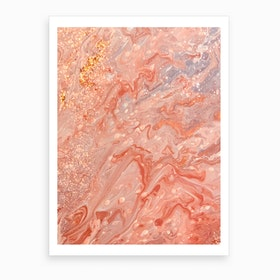 Disco Dust Art Print
