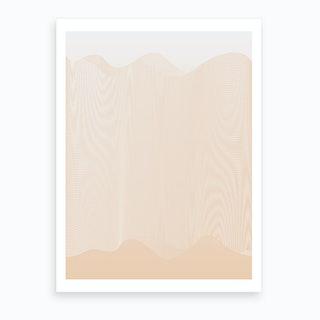Moirezen I Art Print