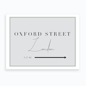 London Print Art Print