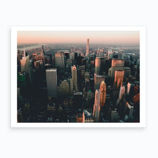 Midtown Art Print