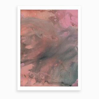 Love Stone Art Print