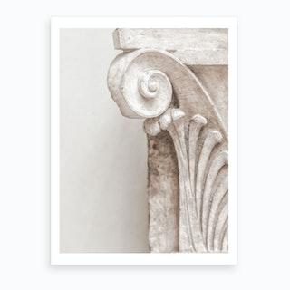 Column Art Print