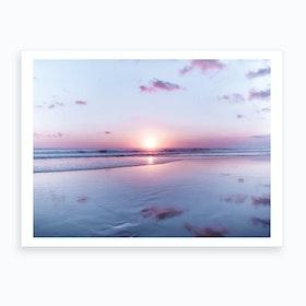 Bali Sunset I Art Print