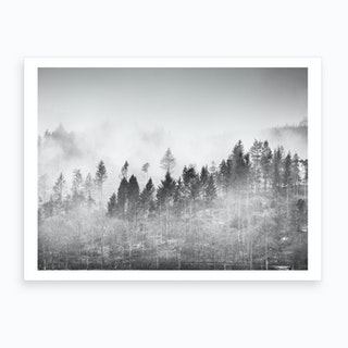 Winter Windermere Art Print