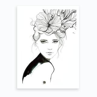 The Third Eye Art Print