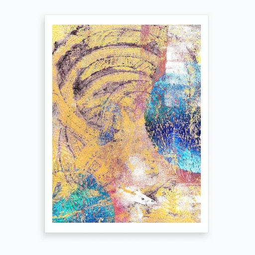 Weight of Tomorrow Art Print