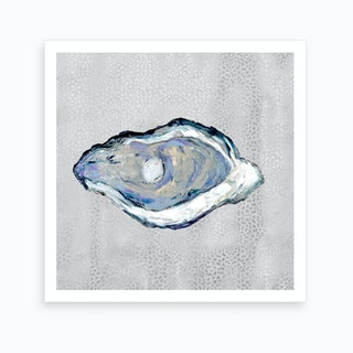 Half Shell Art Print