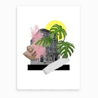 This Is The Day Art Print