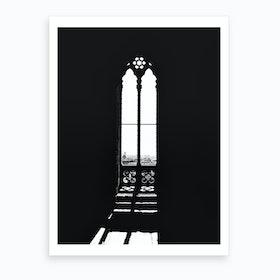 Window III Art Print