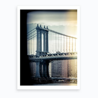 Nyc Ferry Views I  Art Print