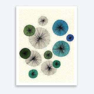 Flowers 03  Art Print