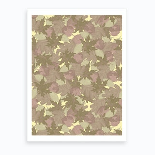 Soft Fall Art Print