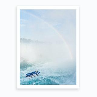 Niagarafalls Art Print
