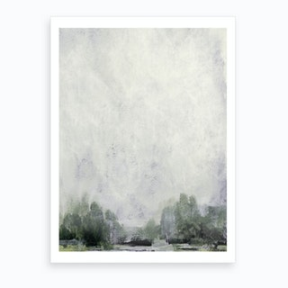 Forest Edge Art Print