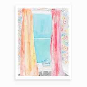 Summer Day Art Print