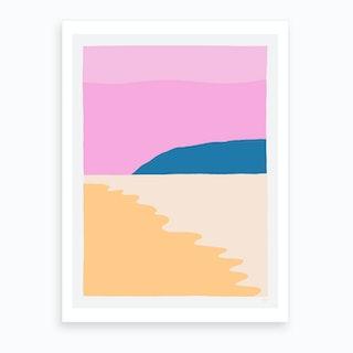 Vous Art Print