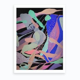 Strossel Art Print