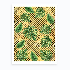 Tropical XVII Art Print