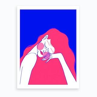 Sunday Night Art Print