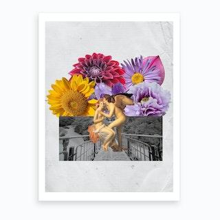 Summer Poem Art Print