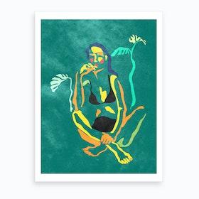 Colorpop Art Print