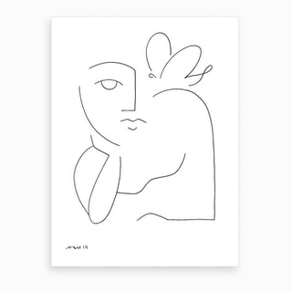Buttherfly Mood Art Print