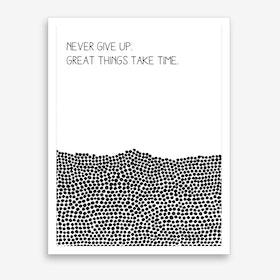Quotes 01  Art Print