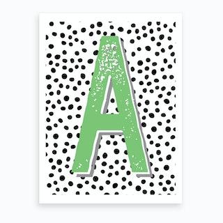 A Art Print