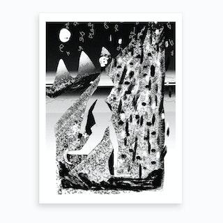 Fresh Walk Art Print