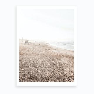 Baywatch I Art Print