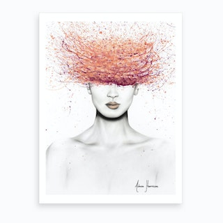 My Modern Mind Art Print