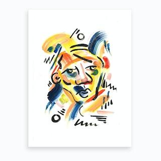 Charles Art Print