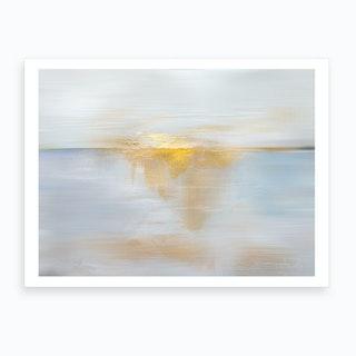 Sea Sun Art Print