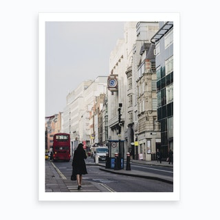 London Morning Art Print