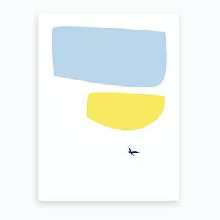 Befree Art Print