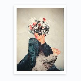 Kumiko Art Print