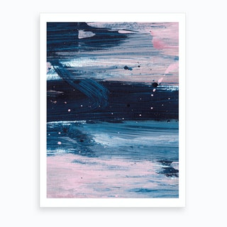 Blush 1 Art Print